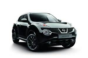 The Nissan Juke Nissan Juke Kuro Limited Special Edition Available In The Uk
