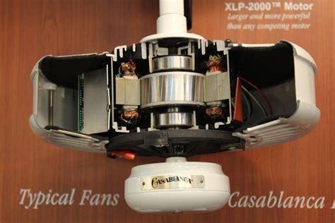 casablanca dc motor ceiling fans what is an excellent motor ceilingfan com blog