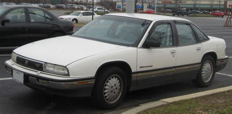 how cars work for dummies 1991 buick regal parking system 1991 buick regal pictures information and specs auto database com