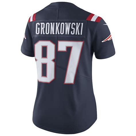 Jersey Running Nike Original Rabbit Navy nike rob gronkowski color limited jersey navy patriots proshop