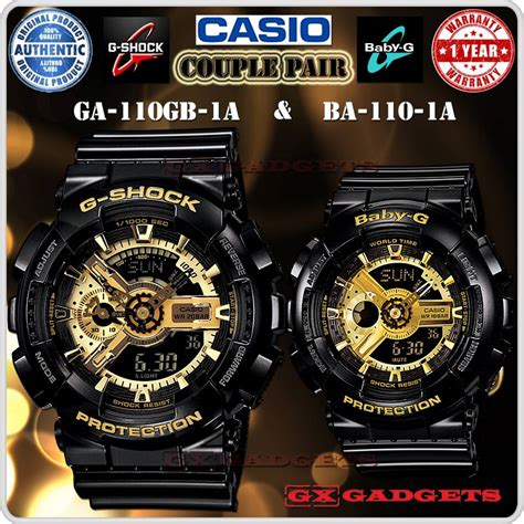 Baby G Ga 110 Black casio g shock ga 110gb 1a baby g b end 12 2 2017 4 06 am