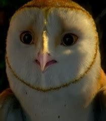 who is the voice of the owl on the eyeglasses commercials voice of soren legend of the guardians the owls of ga