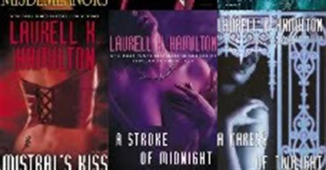Merry Gentry Series By Laurell K Hamilton Virtual