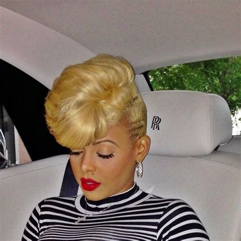 keisha doir short hairstyles keyshia kaoir wearing redroses glitzstick by ka oir