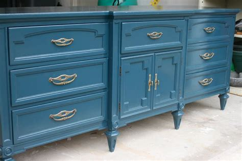 Custom Painted Dresser by Painted Furniture Mid Century Dresser Custom Order Sold