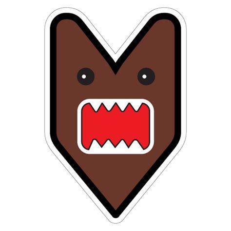 jdm mitsubishi logo jdm logo domo decal