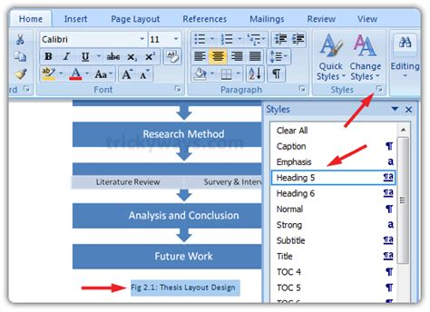 How To Create Table Of Figures In Word 2007 2010 Office Change Table Style Word