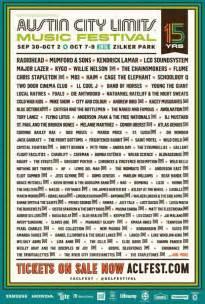 City Limits Dates City Limits Festival Announces 2016 Lineup