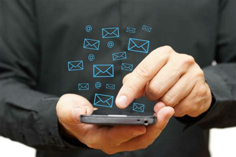 mobile mail mobile email the quot new normal quot for marketers and consumers