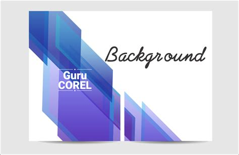cara membuat background abstrak dengan coreldraw tutorial coreldraw 5 menit membuat background abstrak
