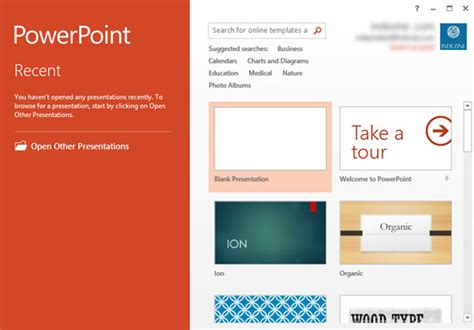 theme powerpoint windows 7 changing interface color in powerpoint 2013 for windows