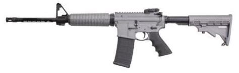 champion firearms | ruger ar 556 tactical gray .223/5.56 8505