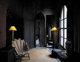 Dark Interior by Dark And Moody Interiors