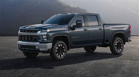 2020 Chevrolet Silverado Hd Teased by 2020 Chevrolet Silverado Hd Teased With Images And