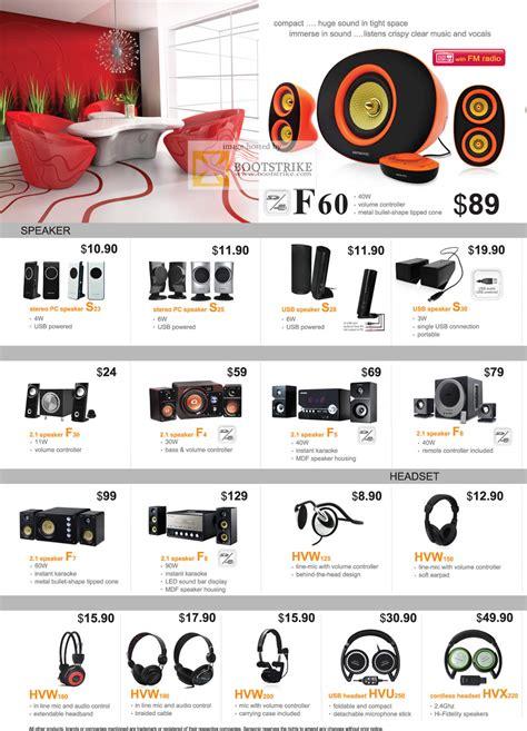 Sensonic M35 mclogic sensonic speakers usb headset wireless f60 s23 s25 s28 s30 f6 f5 f4 f30 f7 fs hvw124