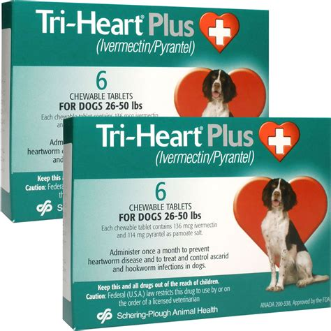 tri for dogs tri plus for dogs 26 50 lbs 12 mnth