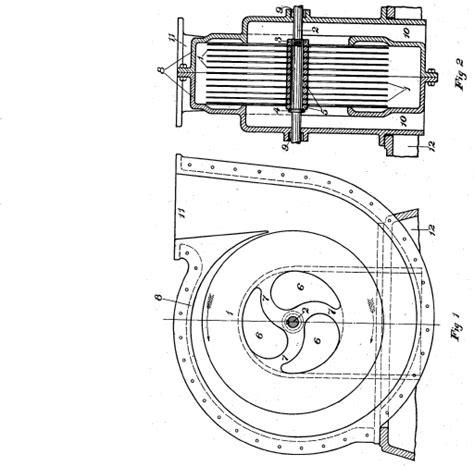 Tesla Steam Turbine Tesla Turbine Plans