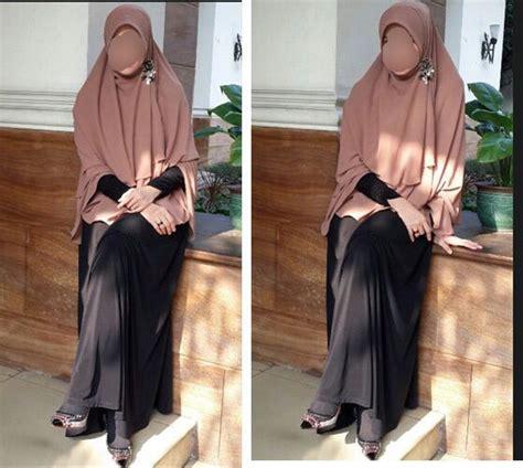 Madina Syar I Grey Intanaka 70 Best Images About Khimar Jilbab On