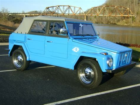 volkswagen thing blue 1973 blue volkswagen quot thing quot blue pinterest