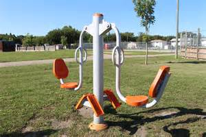 backyard fitness equipment city of brandon outdoor fitness equipment