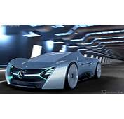 Mercedes ELK Electric Concept On Behance