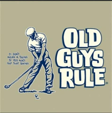 short swing rule senior golf instruction for old guys that rule