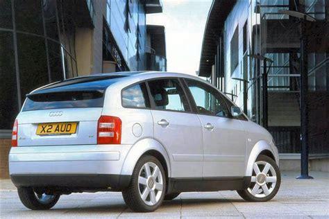 Audi A2 Review by Audi A2 2000 2005 Used Car Review Car Review Rac Drive