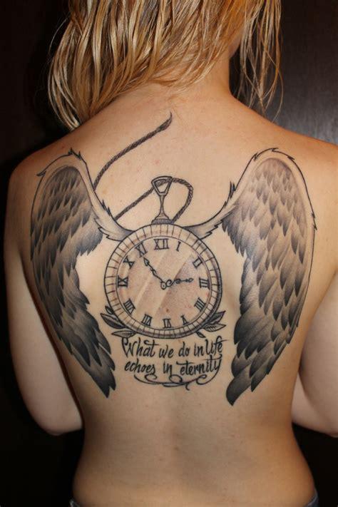 tattooed hotties with clock tattoos 3 tattoos