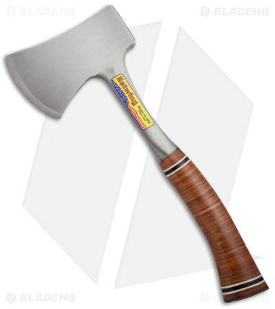estwing sportsmans axe estwing 14 quot leather sportsman s axe w sheath e24a blade hq