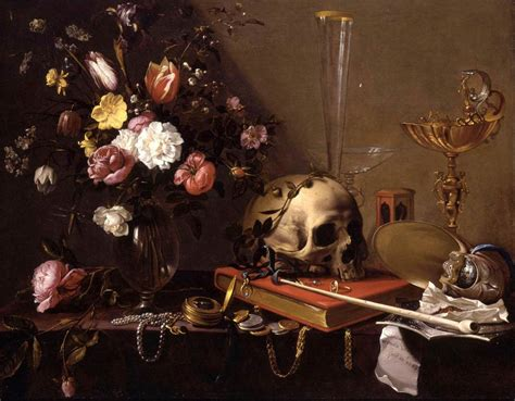 the futility of all an introduction to vanitas