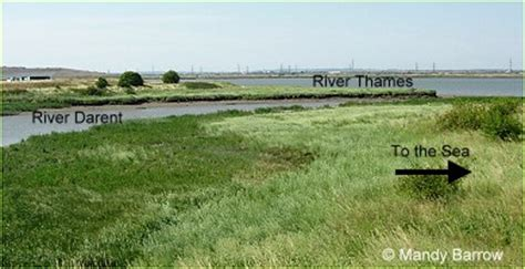 river thames journey from source to mouth the river darent from source to sea