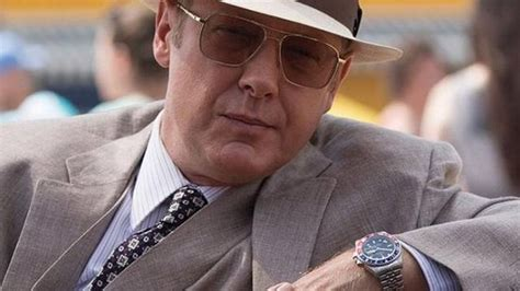 james spader sunglasses montre rolex raymond reddington blacklist spotern