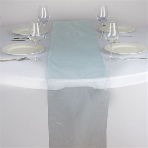 organza table runners wedding 5 organza 14x108 quot table runners wedding party kitchen