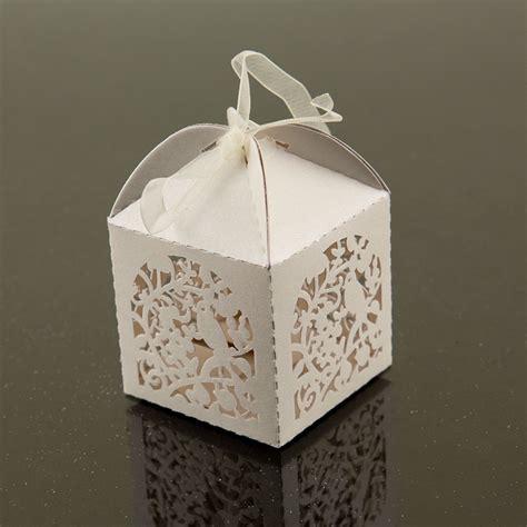 Favor Boxes by Garden Bird Favor Box Wedding Decorations
