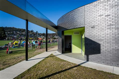 clarence high school sports pavilion  tasmanian