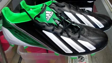 Adidas Adizero F50 Electric Greenblack adidas f50 adizero micoach leather black running white green zest