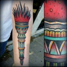 tattoo meaning torch torch tattoo pesquisa google new traditional neo