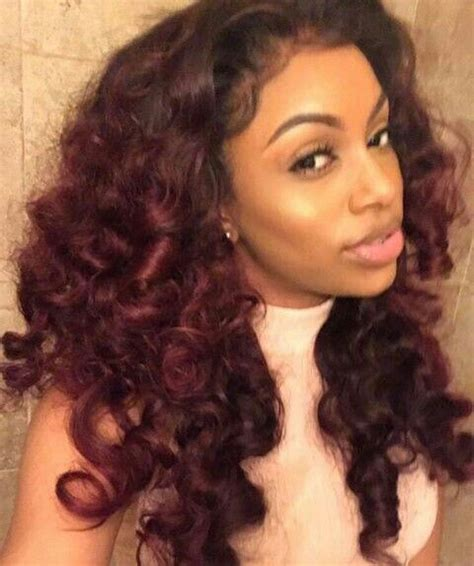 colored sew in 1000 ideas about colored weave hairstyles on