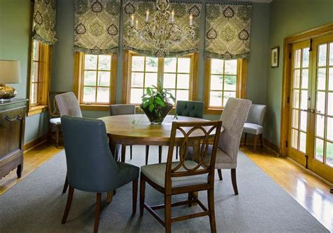 dining room window treatment ideas modern window treatments 20 dining room decorating ideas