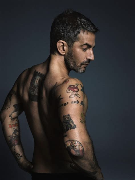 marc jacobs explained snacking makeup for men and those