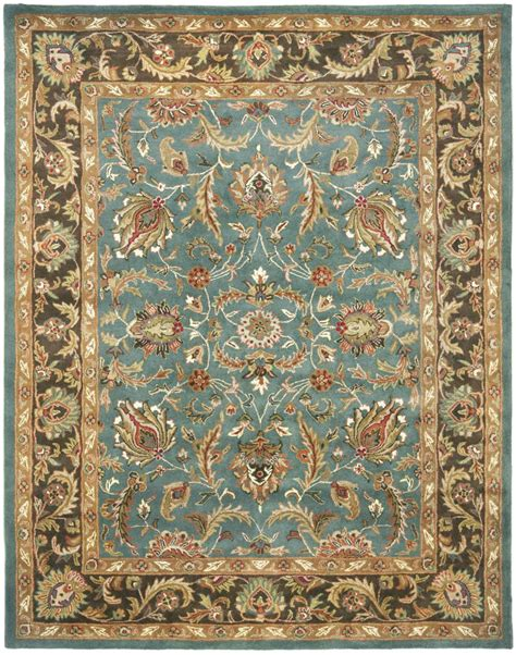 Safavieh Heritage Rug by Safavieh Heritage Hg812b Blue Brown Clearance Rug Studio