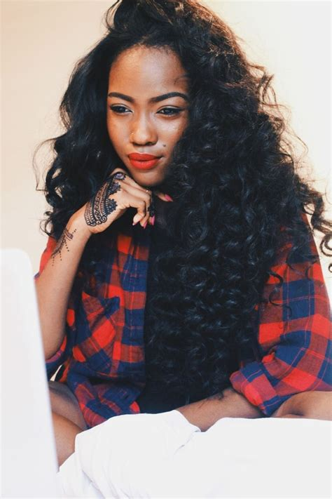 hairstyles curly or straight 17 best images about i hair on pinterest lace closure