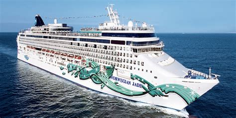 norwegian cruise ship jade norwegian cruise lines ncl cruises flights and packages