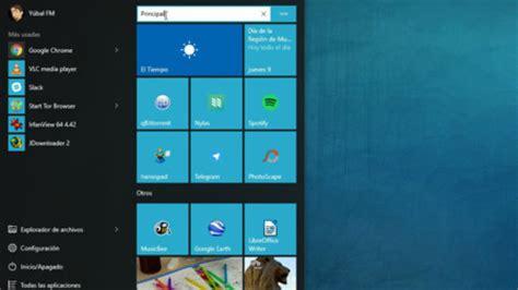 no veo los iconos escritorio los 44 mejores trucos de windows 10