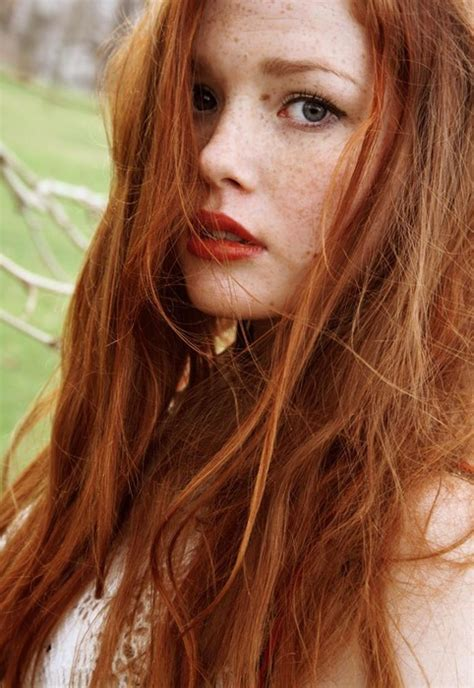 red headed woman freckles redhead on pinterest redheads red hair and freckles
