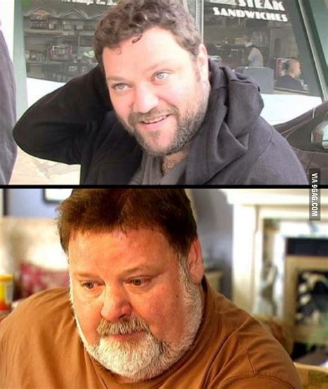 photos of dads pube trim bam margera is turning into his dad 9gag