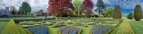 house and garden lanhydrock house and garden collection panorama art