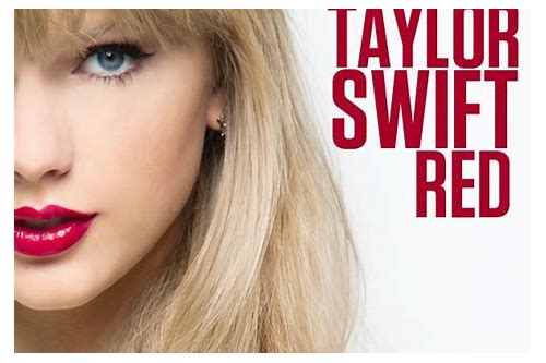 free download taylor swift red album mp3