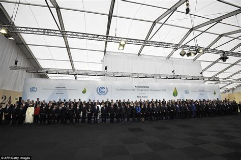 Will produce around 300 000 tons of co2 during the two week conference