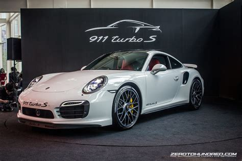 porsche malaysia most potent porsche launched in malaysia 560hp 700nm 911